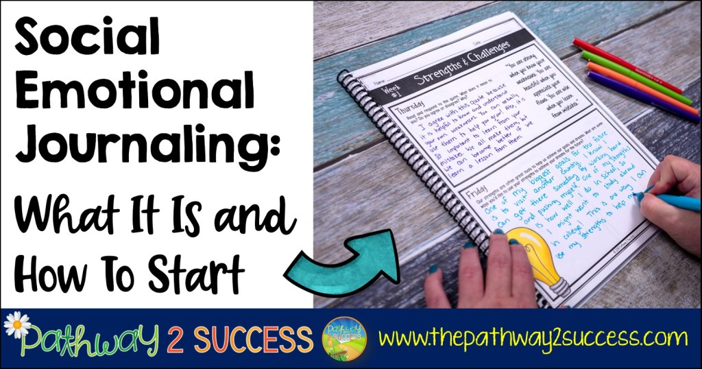 Social emotional journaling: what it is and how to start