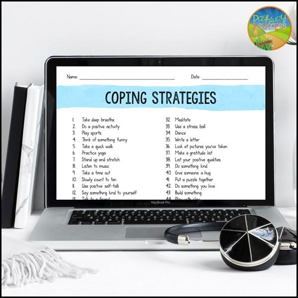 Free coping strategies list