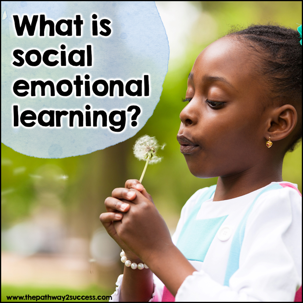 What is social emotional learning? Information for parents.