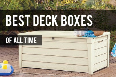Best Deck Boxes