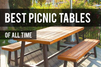 Best Picnic Tables