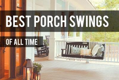 Best Porch Swings