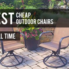 Patio Chairs For Cheap Backyard Lounge Best Outdoor 2019 Reviews The Pro