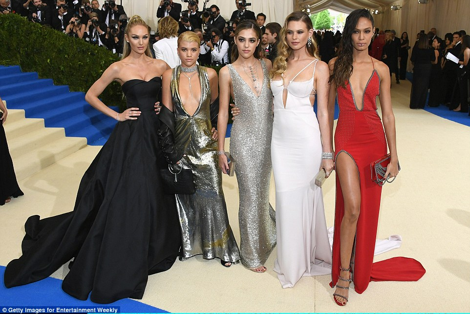 met gala party hottest