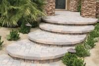 Stairs Steps Paver Stones - Paver Stone Patio, Paver Stone ...