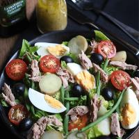 Nicoise Salad with Filippo Berio