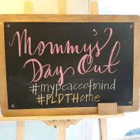 Mommy's Day Out with PLDT Home