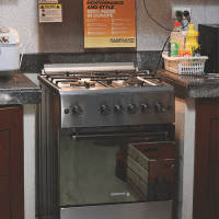 Fabriano Gas Range: My New Kitchen BFF