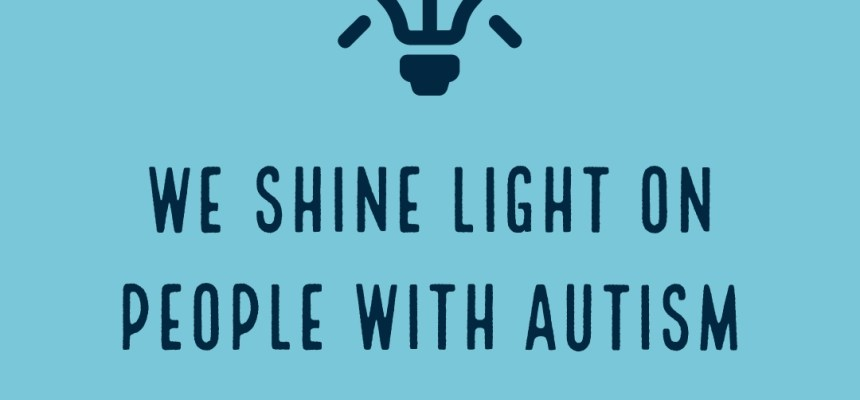 AUTISM LIGHT SHINES