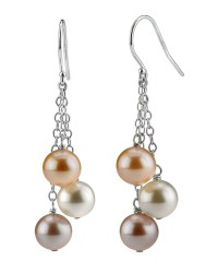 Freshwater Pearl Earrings | Shop Pearl Earrings | The ...