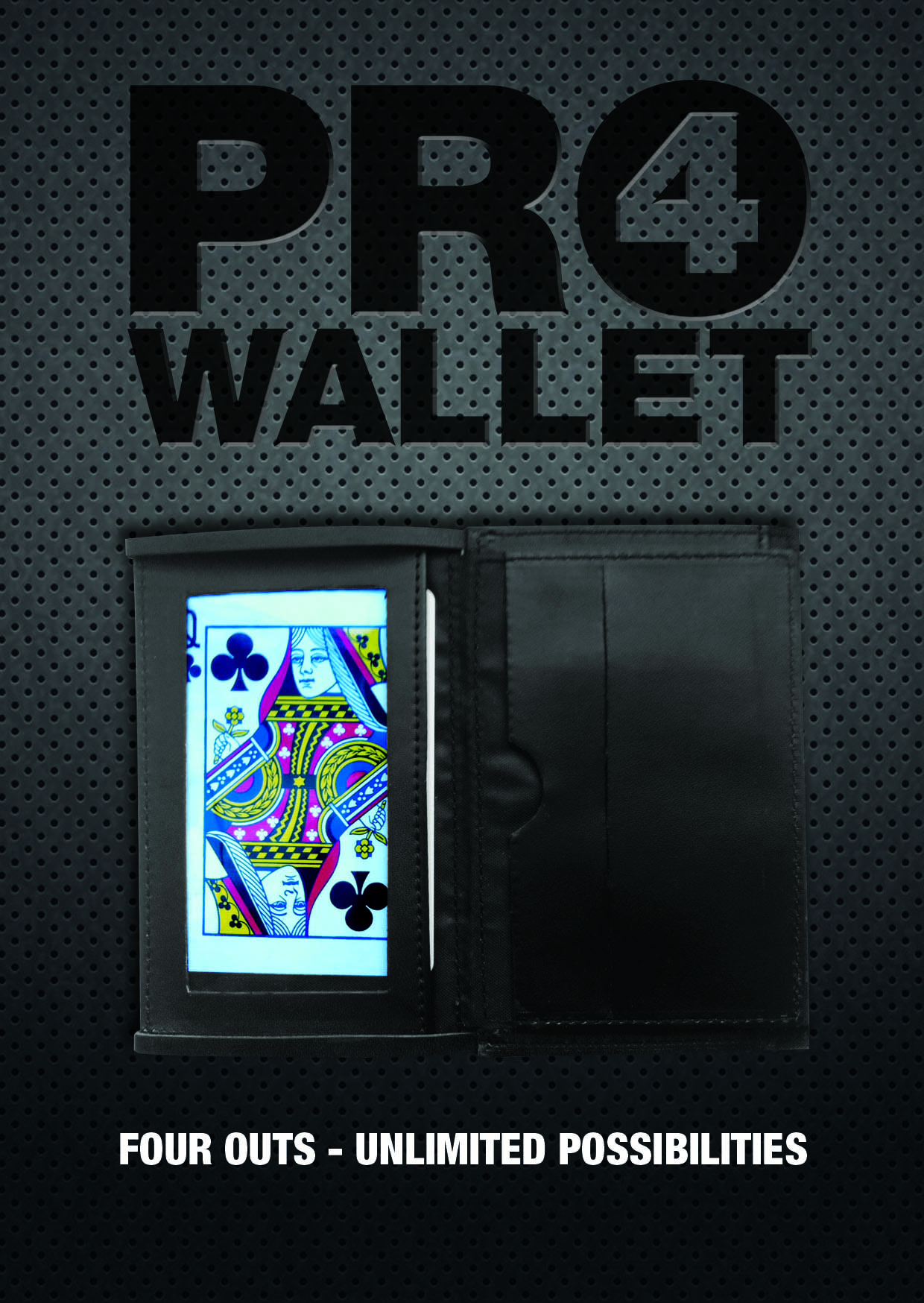 Pro 4 Wallet – Gary James