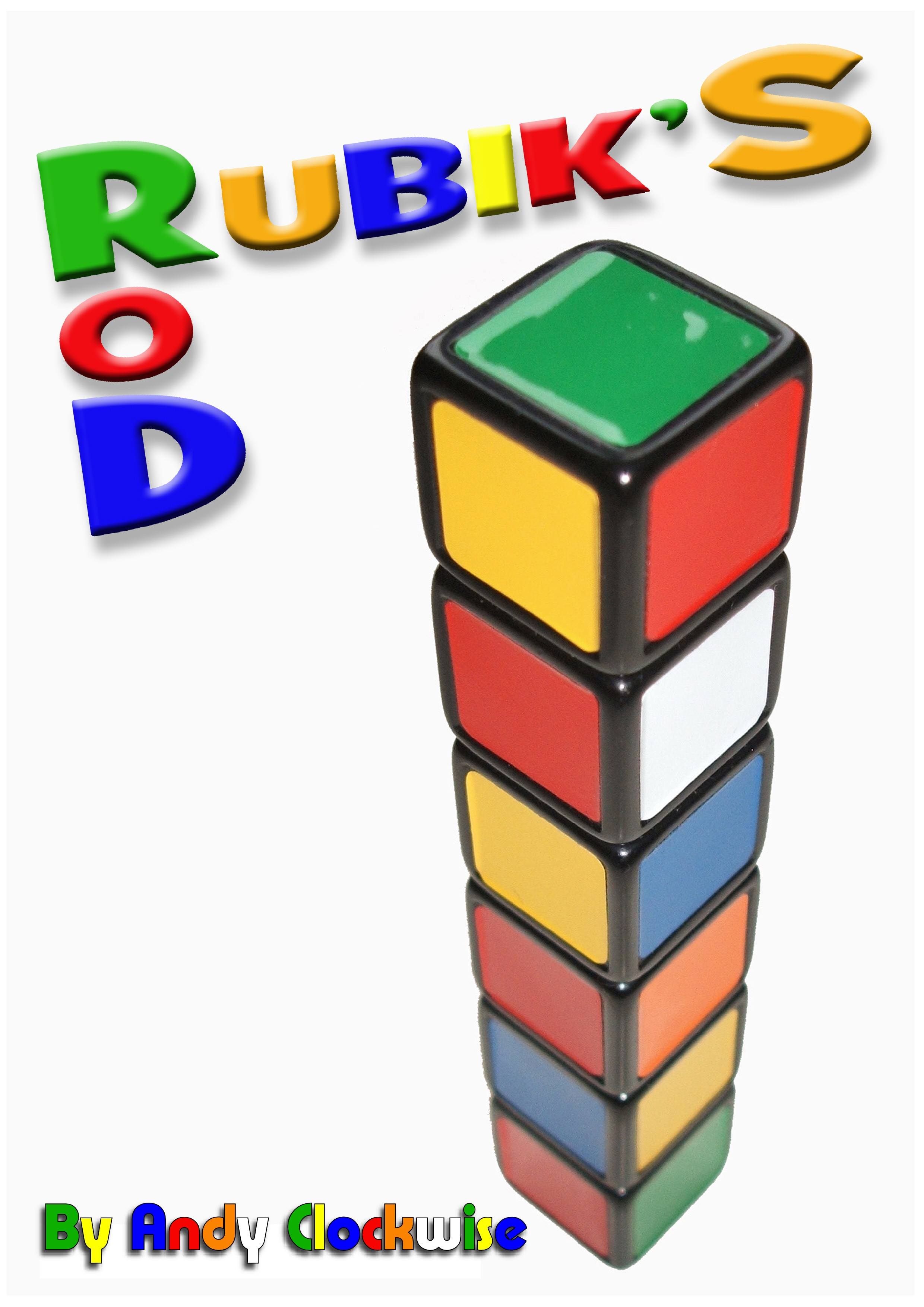 Rubik's Rod – Andy Clockwise