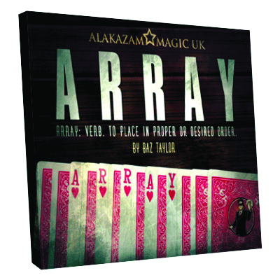 Array – Baz Taylor