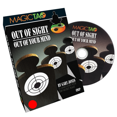 Out Of Sight – Out Of Your Mind By Gary Jones