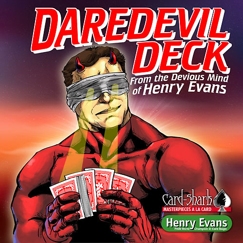 Daredevil Deck by Henry Evans