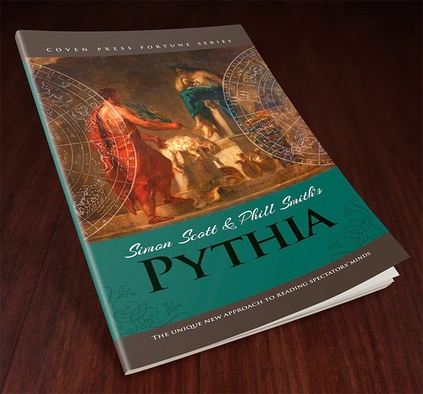 Pythia by Simon Scott & Phill Smith