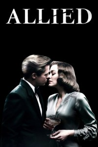 "Poster for the movie ""Allied"""
