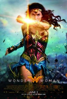 Wonder Woman Book Cover