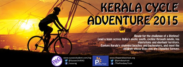 Kerala Cycle Facebook Cover