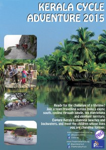 Kerala Cycle Poster 1