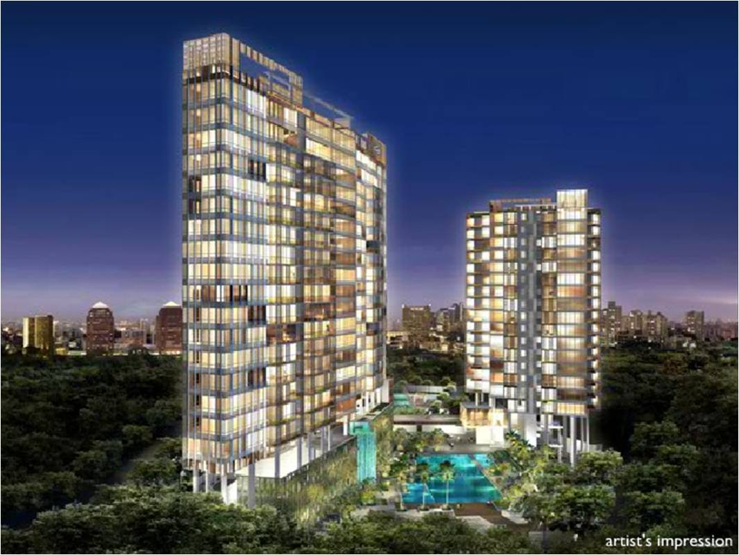 The Vermont on Cairnhill - The Penthouse Collection Singapore | The View from the Top is ALWAYS BETTER