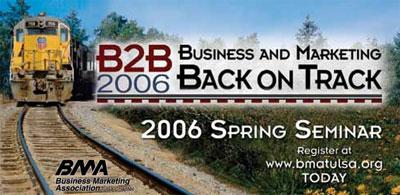 B2B 2006 Logo