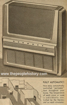 Electrical goods and appliances in the 1950s prices
