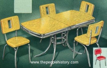 1950s kitchen table storage cabinets furniture for your home in the 1950 s prices and examples duncan phyfe set