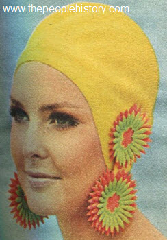 1968 Fashion Accessories Part Of Our Sixties Fashions Section