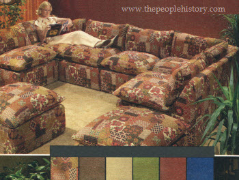 Furniture for your home in the 1970s with Photos, prices