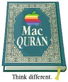 mac bible koran