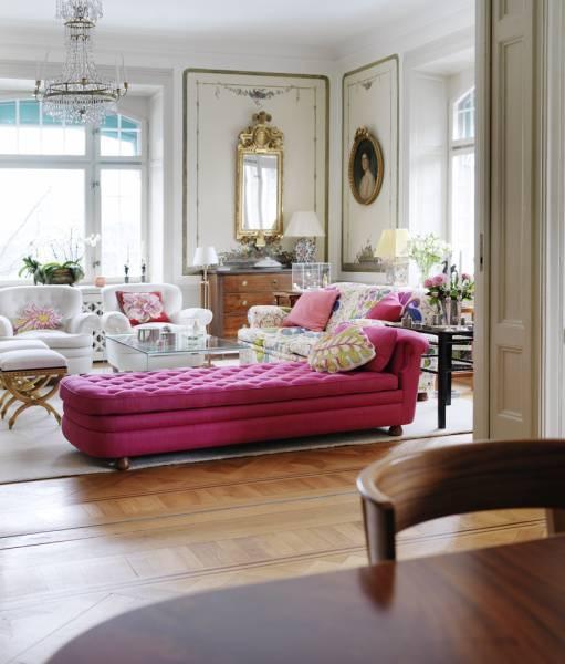 Magenta Bedroom: Magenta Living Room Ideas