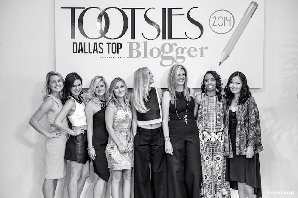 Tootsies Dallas Top Bloggers