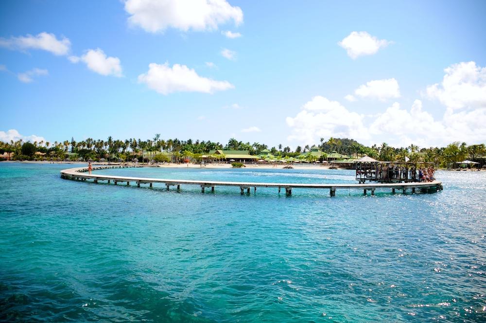 Club Med Buccaneers Creek Dock