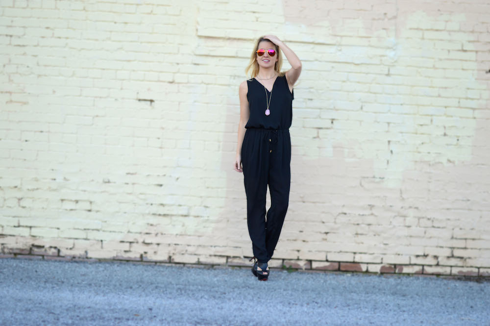 Black Jumpsuit Trend