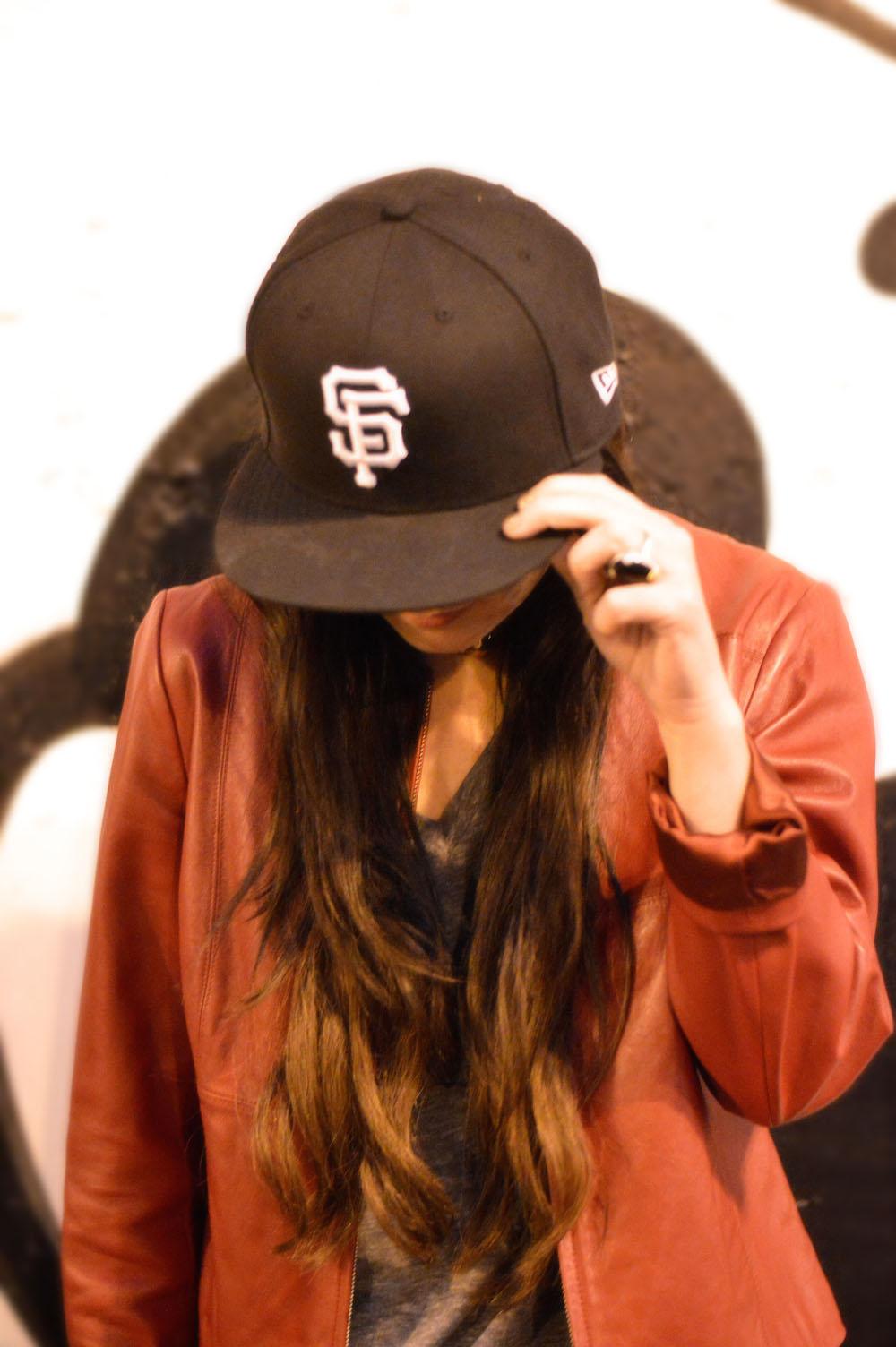 San Francisco Hat Fashion