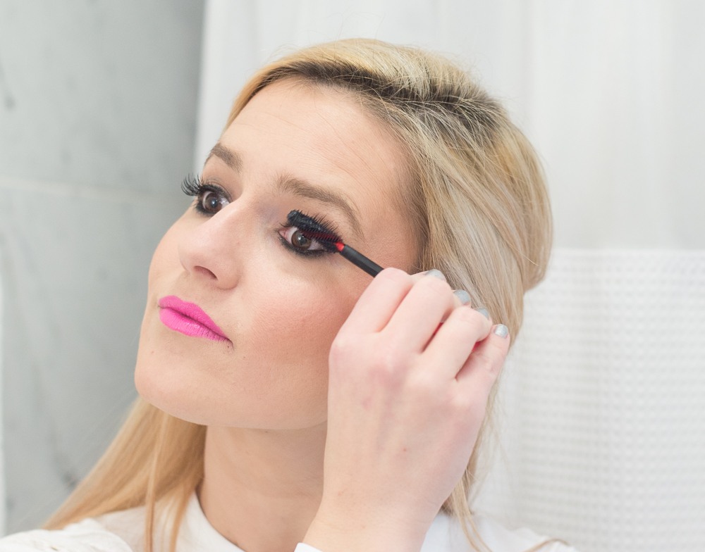 COVERGIRL plumpify mascara review