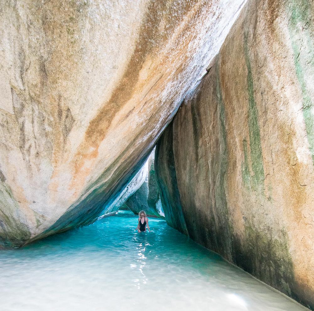 Virgin Gorda Baths travel blog