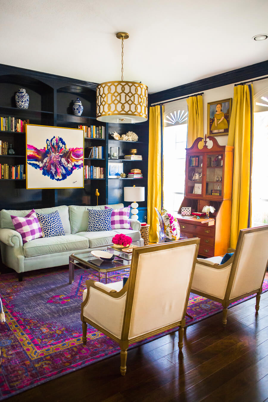 How To Make Antiques Look Modern  The Perennial Style