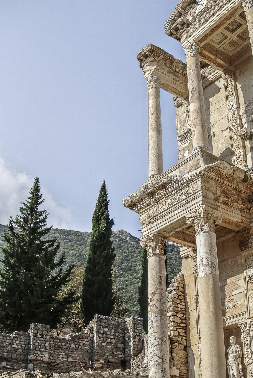 Ephesus Seven Wonders Of The World