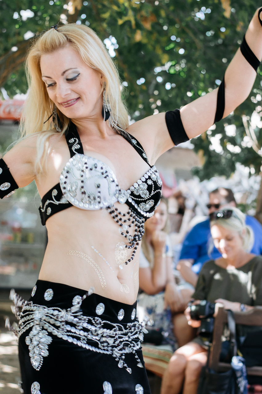 Sirence Turkey Belly Dancer