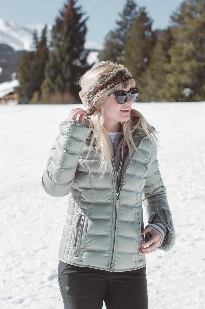 Where to buy chic ski wear