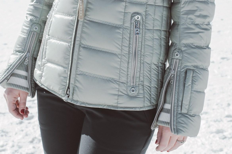Bogner Jacket Details