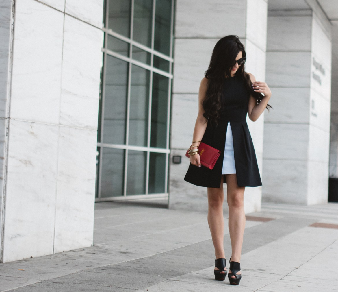 Alice + Olivia Bria Dress