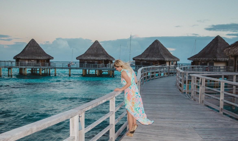 Hotel Kia Ora Rangiroa French Polynesia Luxury Bungalows