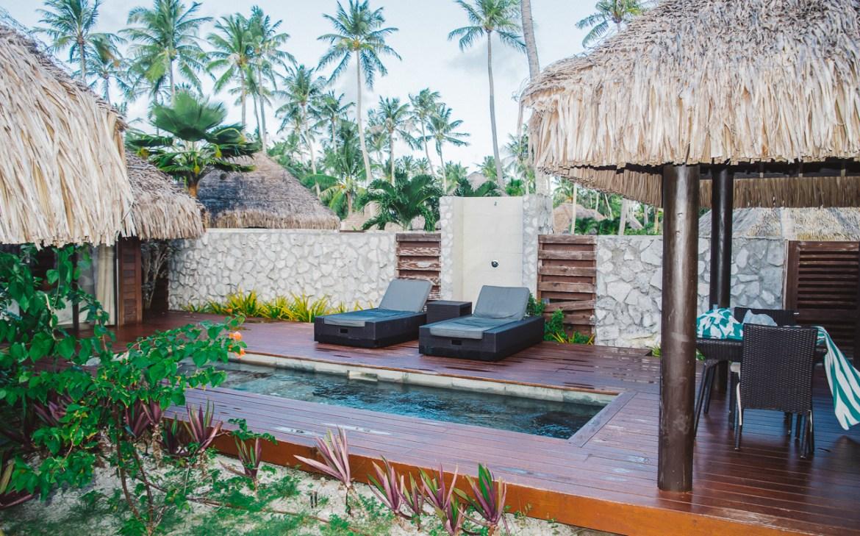 Hotel Kia Ora Rangiroa French Polynesia Private Pool