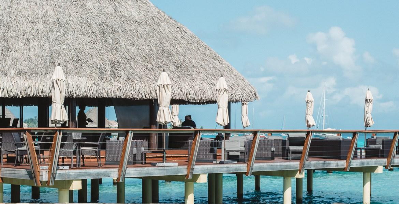 Hotel Kia Ora Rangiroa French Polynesia Outdoor Restaurant