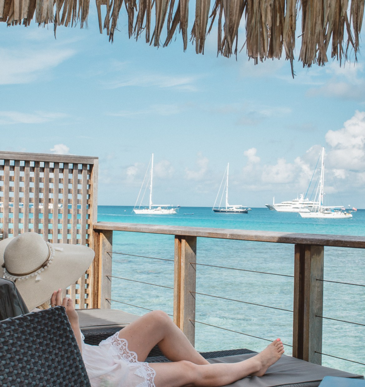 Hotel Kia Ora Rangiroa French Polynesia Over Water Bungalows