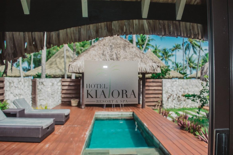 Hotel Kia Ora Rangiroa French Polynesia Villa Pool