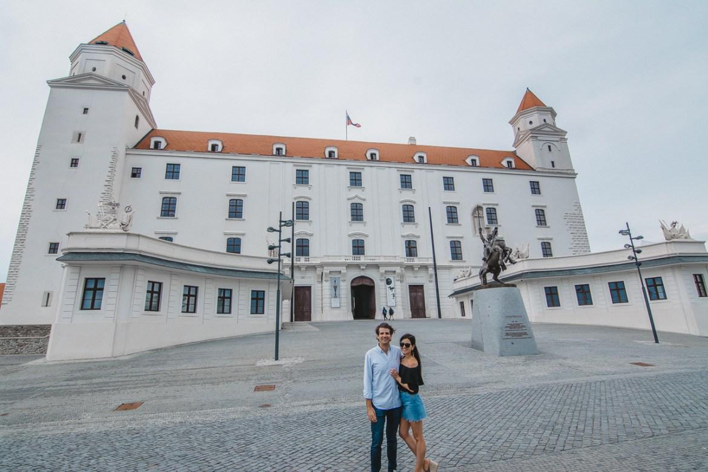 Bratislava Castle Hrad